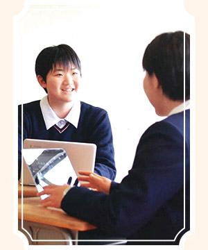 大阪信愛学院/写真_エトワール