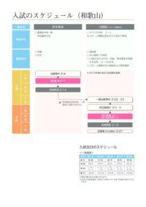 2018.11.28入試システム和歌山県のサムネイル