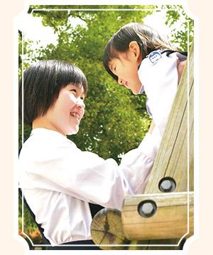 大阪信愛学院/写真_子ども