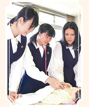 大阪信愛学院/写真_看護