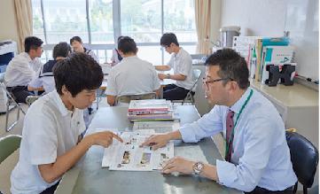 芦屋学園高校 普通科特進コース