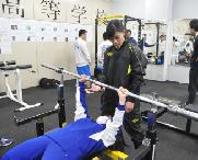 あべの翔学高校普通コーススポーツ専攻