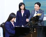 あべの翔学高校普通コース幼児教育専攻