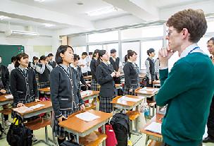 特進グローバル文系コース