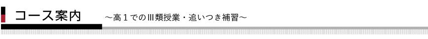 帝塚山高校コース案内