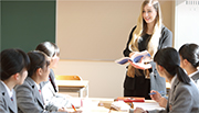 姫路女学院の国際教育