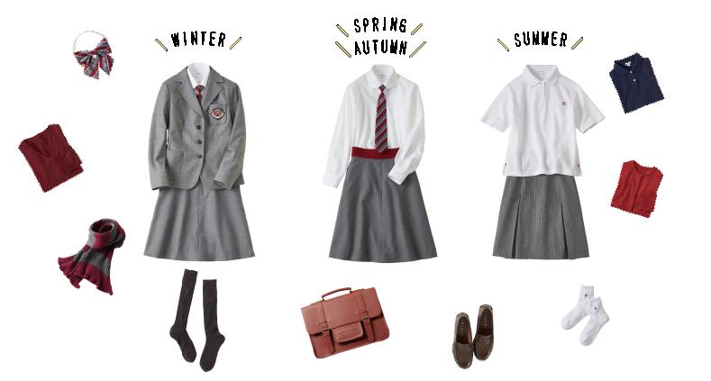 姫路女学院 制服