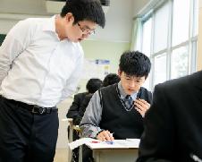 神戸龍谷高校 サポート体制6